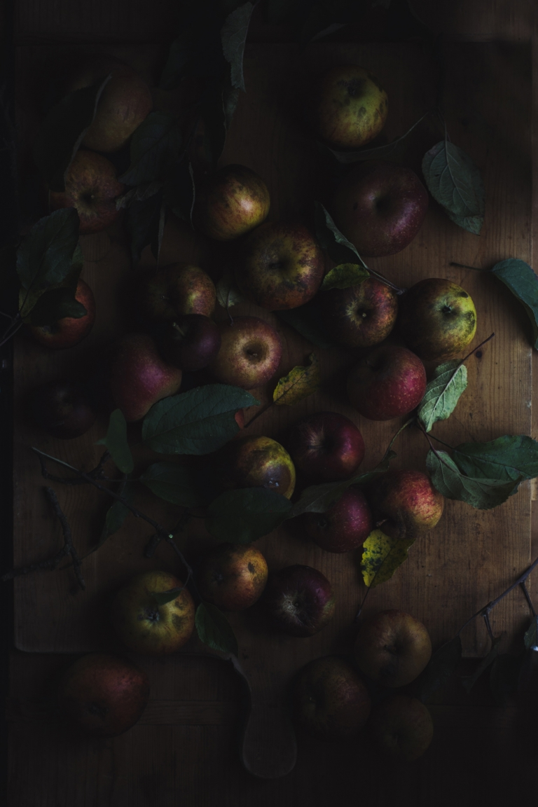 Amelie Niederbuchner An Apple a Day